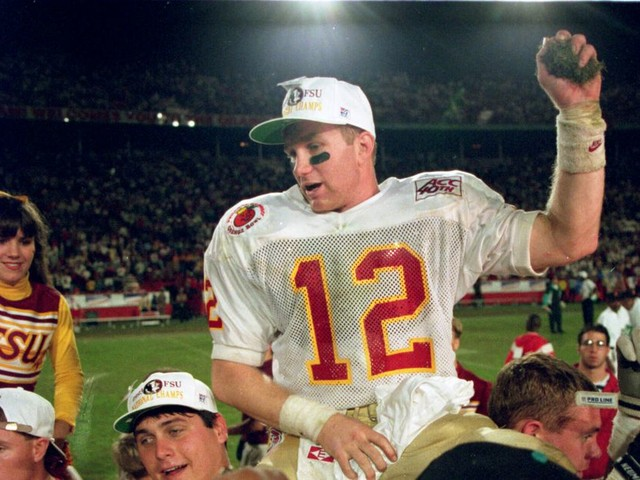 How 1993's FSU-ND 'game of the century' helped build the Playoff