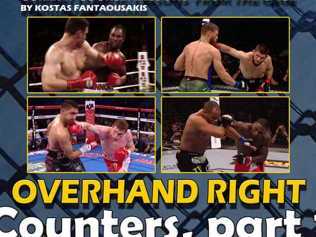 MMA Technique: Countering the overhand right, part 1