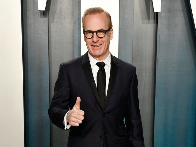 Bob Odenkirk returns to the set of Better Call Saul after heart attack