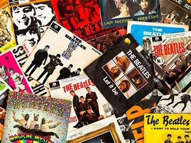 Collecting Beatles Memorabilia