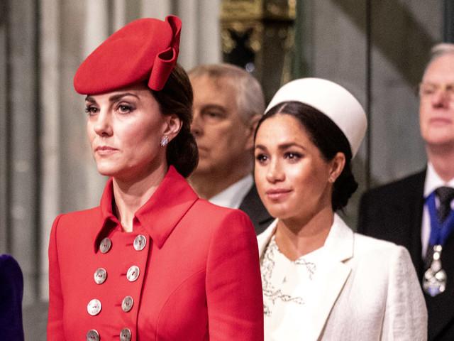 More on Meghan Markle and Kate Middleton's major PDA moment
