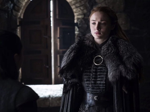 Sophie Turner wants you to know she hasn't been carelessly spoiling 'Game of Thrones'