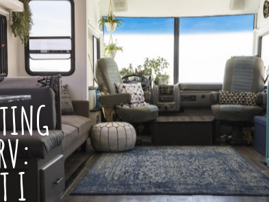 Painting an RV: Part I