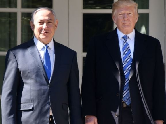 """Trump Tells Netanyahu: US To Withdraw From Iran Deal Unless """"Significant"""" Changes Made"""