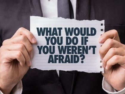 The Secret to Overcoming Your Fears