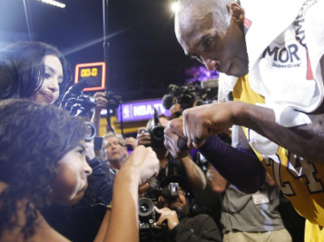 THE TRIBUTE YOU NEED TO SEE: Elle Duncan's Emotional Story About Kobe Bryant Being A 'Girl Dad' Will Have You In Tears
