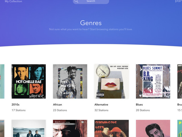 Pandora launches new Mac app, with Windows coming soon