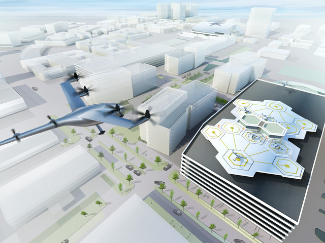 Uber is getting serious about building real, honest-to-god flying taxis