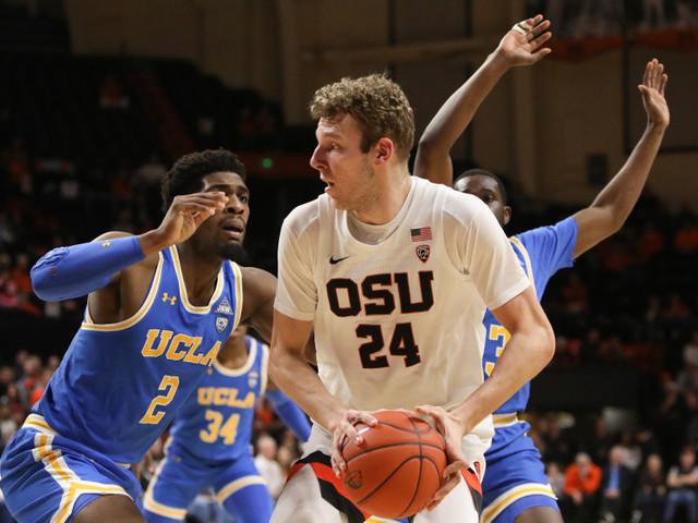 UCLA men's basketball knows defense will be key at No. 12 Oregon