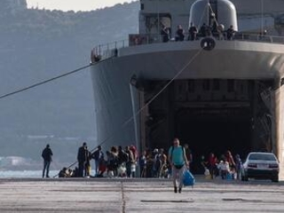The Latest: Croatia holds 3 Brits over migrant smuggling