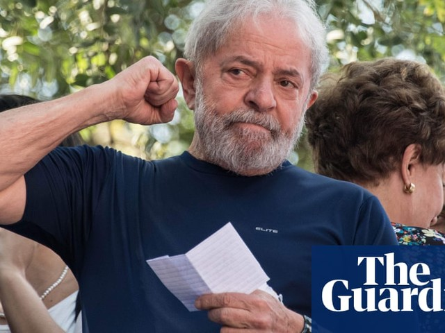 Lula: former Brazil president could be freed from jail after court ruling