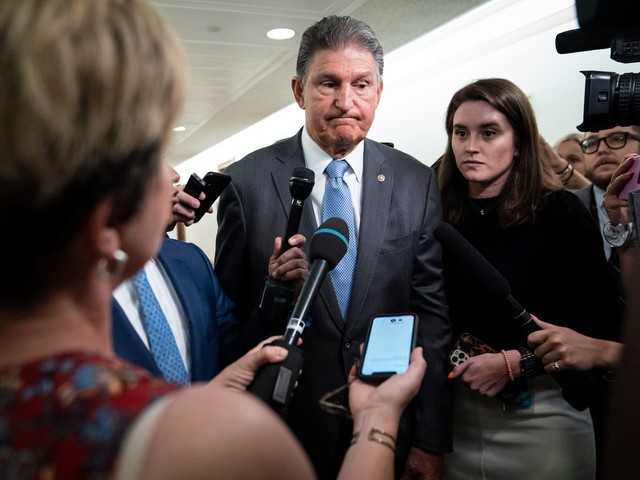 Sen. Manchin steadfast in opposition to voting rights bill after meeting with civil rights leaders