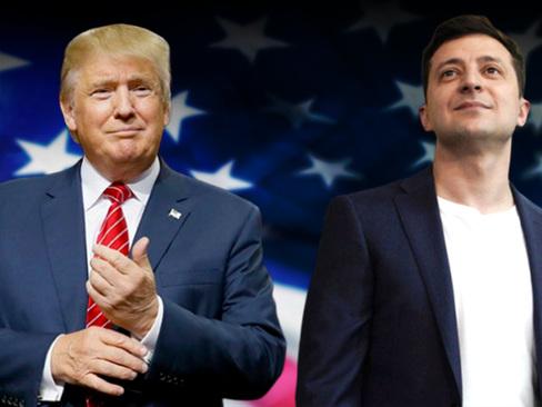 Trump Releases Transcript Of First Ukraine Call, Congratulates Zelensky On 'Incredible Election'