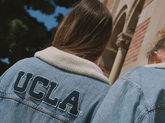 Pull&Bear teams with UCLA on collection and pop-up