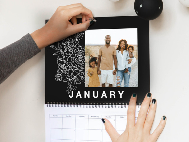 How to Create the Perfect Custom Calendar