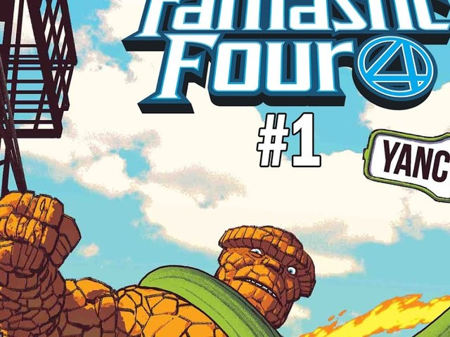 The Fantastic Four Get New Adventures In All-New Special Series!