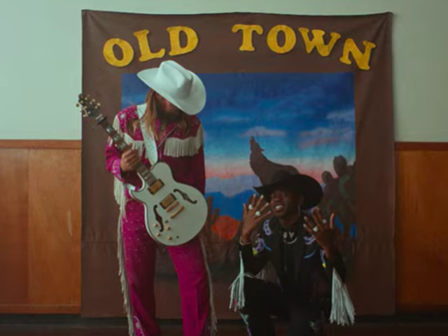 The 'Old Town Road' music video is here and brimming with yeehaw energy