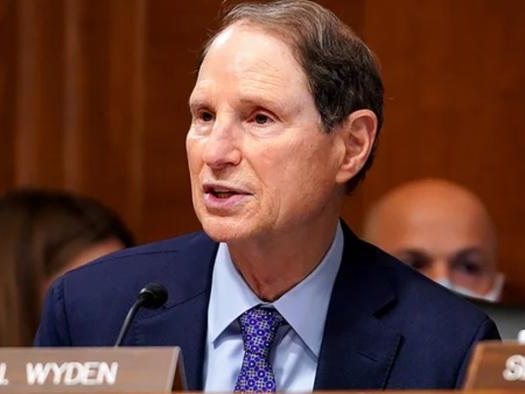 """""""We Have A Historic Opportunity"""" - Senator Wyden Releases Dems' Plan To Tax Unrealized Capital Gains"""