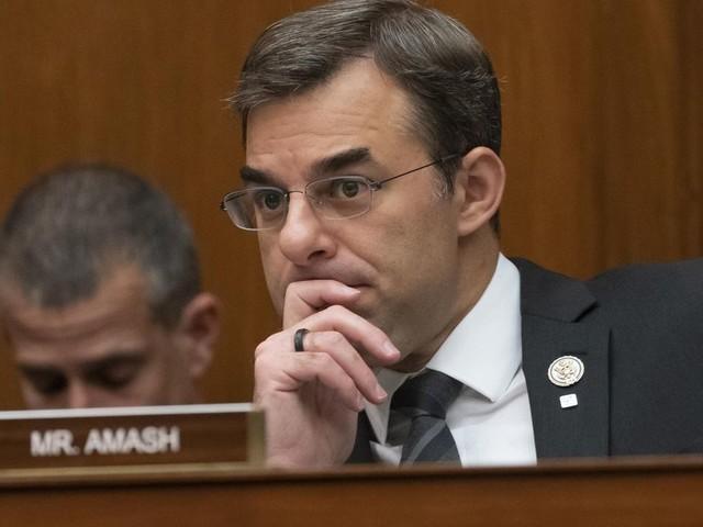 Rep. Justin Amash, ex-Republican, plans to vote to pass three articles of impeachment against Trump