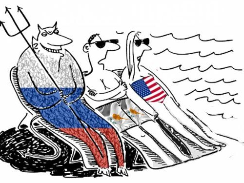 The 2nd Cyprus Partition: American Promises vs Turkish Arms vs Russian Money & Missiles
