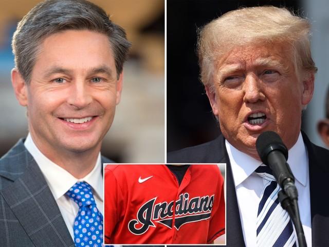 Trump knocks Dolan scion's Senate bid over change to Cleveland Indians name