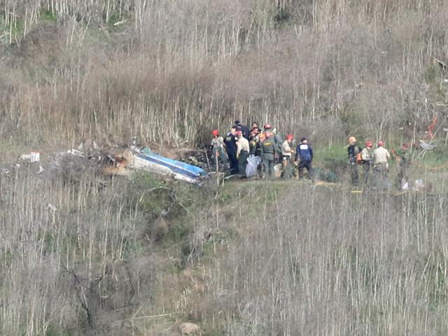 All 9 bodies recovered from 'devastating' site of crash that killed Kobe Bryant