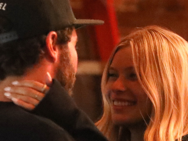 Brody Jenner Packs On PDA with New Girlfriend Josie Conseco