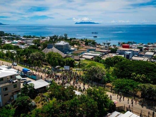 Marco Rubio Threatens Sanctions On Tiny Solomon Islands After It Cut Ties With Taiwan