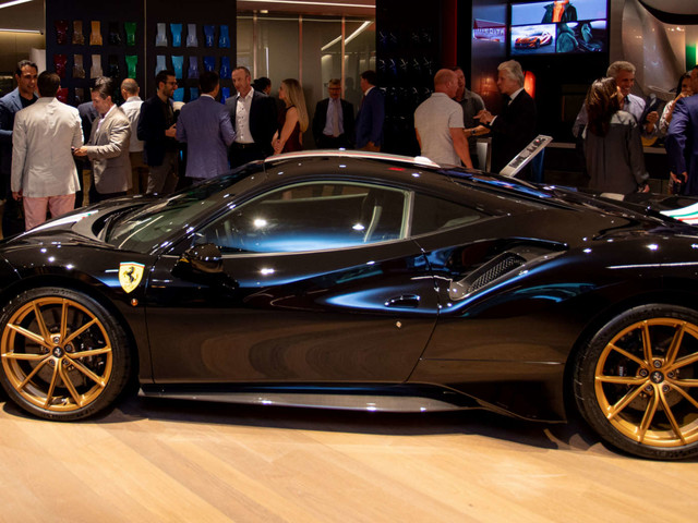 Ferrari's First U.S. Tailor Made Center Opens In New York City