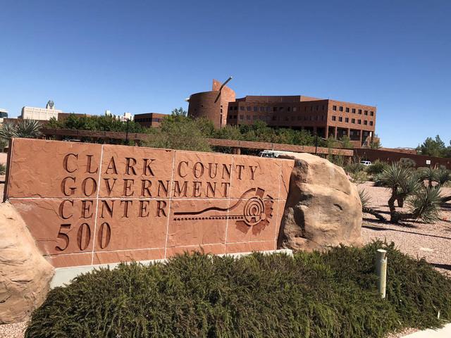 Clark County backs public land site for senior affordable housing