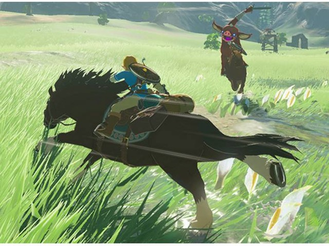 The Legend Of Zelda: Breath Of The Wild Wins 'Ultimate Game Of The Year'