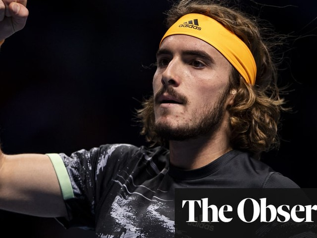 Stefanos Tsitsipas overcomes Roger Federer to reach final of ATP Finals