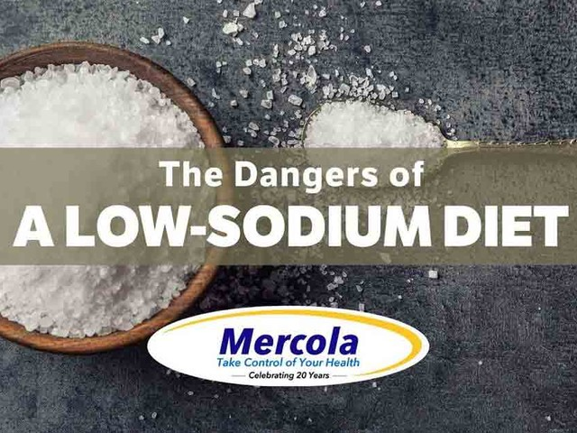Why a Low-Sodium Diet Might Wreck Your Health