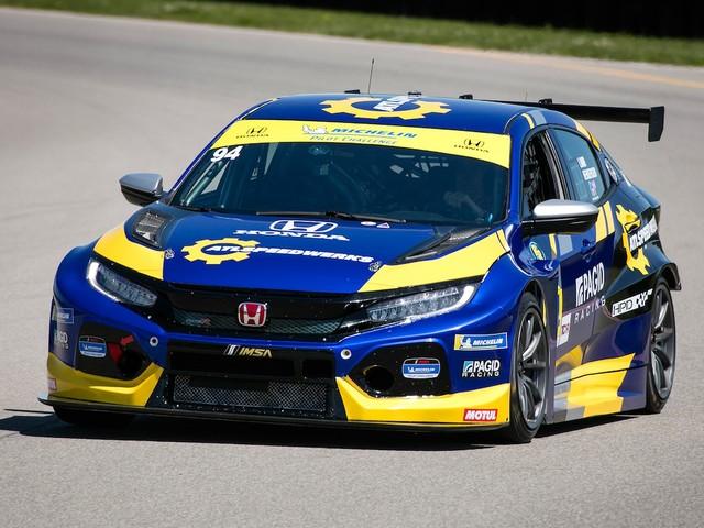 We Drive a Nearly $200,000 Honda Civic Type R Race Car