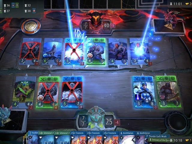 Valve Hits The Brakes On Artifact Development
