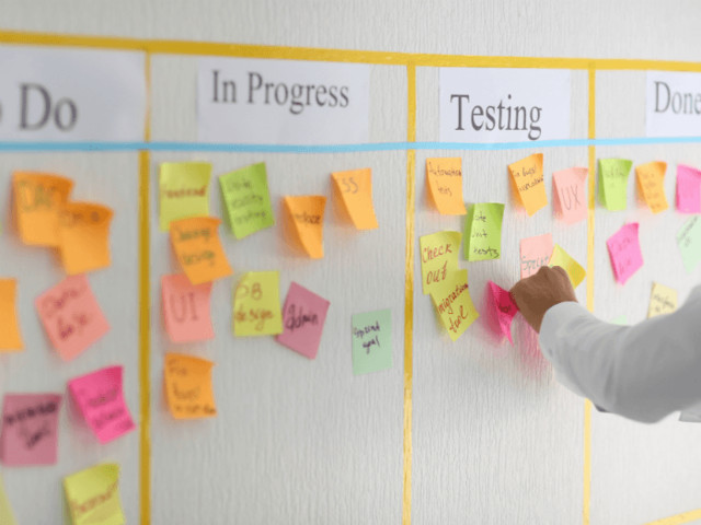 Kanban Boards: How to Keep Track of Processes and People