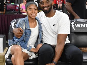 Vanessa Bryant Renames Kobe Bryant's Mamba Sports Foundation To Honor Gianna + Staples Center Memorial Plans To Be Revealed Today