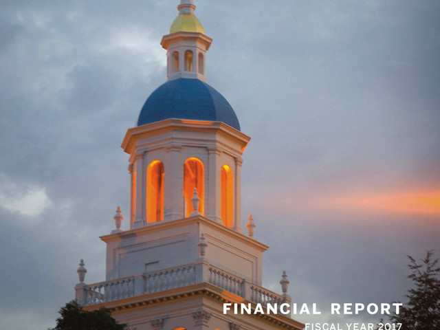 Harvard Finances: Strengths and Warning Signs