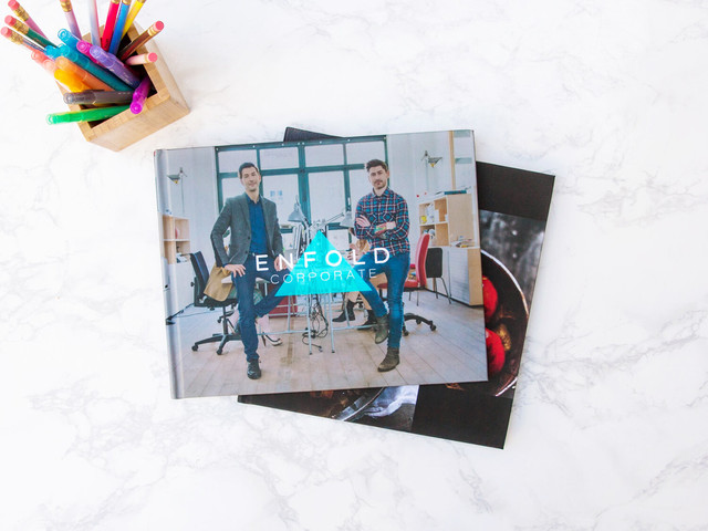 How to Make a Corporate Yearbook to Celebrate Your Company Culture