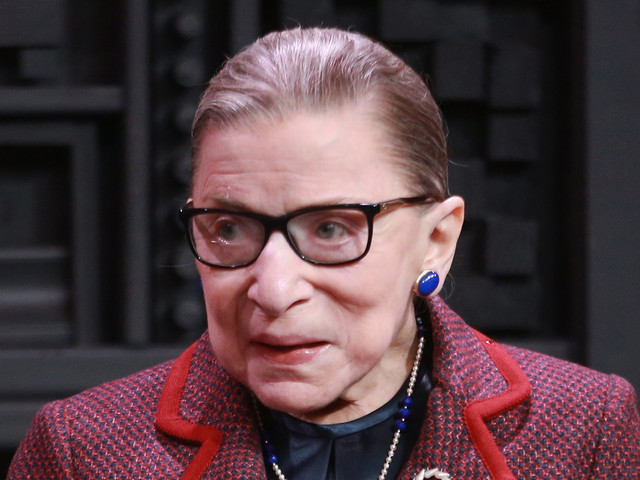 Ruth Bader Ginsburg Reveals She is 'Cancer Free'
