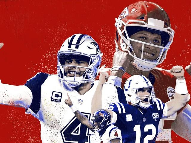 NFL Three-Quarter-Mark Power Rankings: How 'Bout Them Cowboys?