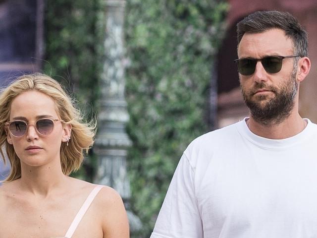 Jennifer Lawrence Marries Cooke Maroney in Star-Studded Wedding in Rhode Island!