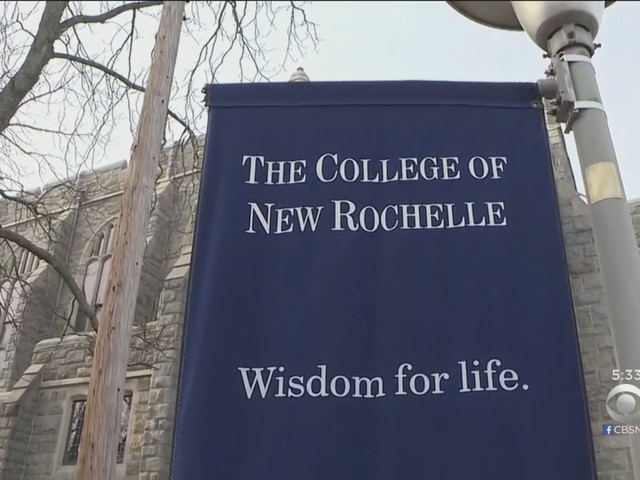 Students Sent Scrambling After News Of The College Of New Rochelle's Likely Closure