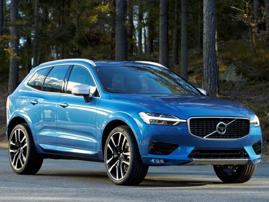 Volvo's Already Shuffling Production to Avoid Tariffs