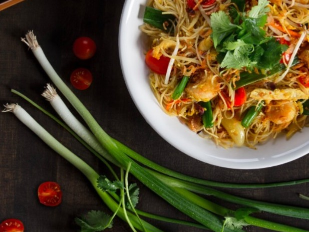 P.F. Chang's: Free Hokkien Street Noodles With Entree Purchase