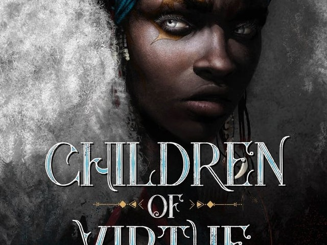 'Blood and Bone' author continues powerful saga in 'Children of Virtue and Vengeance'