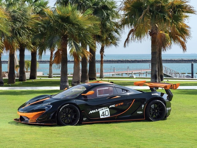 2016 McLaren P1