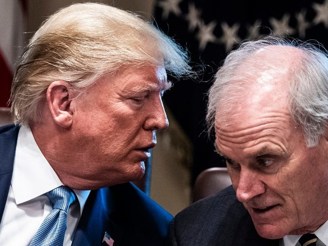 Fired top Navy official says Trump doesn't understand what a 'warfighter' is because they have standards and accountability