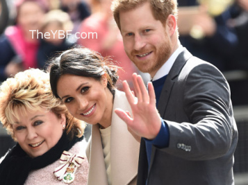 Meghan Markle Performs Royal Duties With Fiancé Prince Harry & All Folks Can Talk About Is Her Rule Breaking Hairstyle + Invitations To The Royal Wedding Have Gone Out!