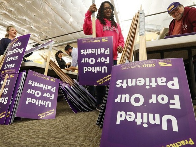 Swedish Medical Center employees plan to hit the picket lines Tuesday morning